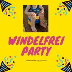 Windelfrei Party